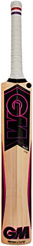 GM Haze Lite L555 DXM Signature Cricket Bat - Violett, S6 - Cricket-fledermäuse Gm