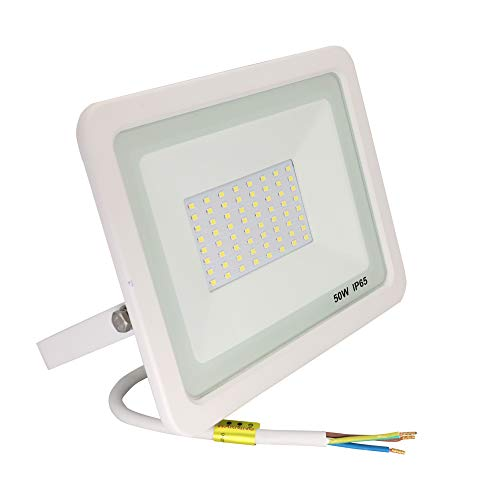 Popp Floodlight Led Foco Proyector Led para Exterior Iluminación Decoración 6000k luz...
