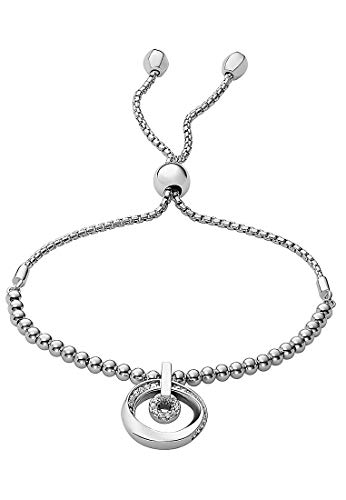 JETTE Silver Damen-Armband 925er Silber 29 Zirkonia One Size 87544672