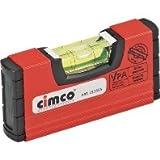 Cimco Mini-Wasserwaage 100mm 211556 Cimco Mini-Wasserwaage 100mm 211556