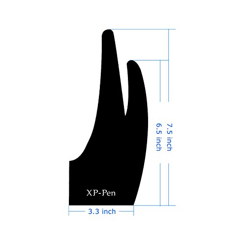 xp-pen-drawing-anti-fouling-lycra-graphics-two-finger-glove-s-m-l-size-free-size