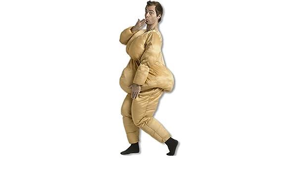 Mega fatsuit uomini Costume