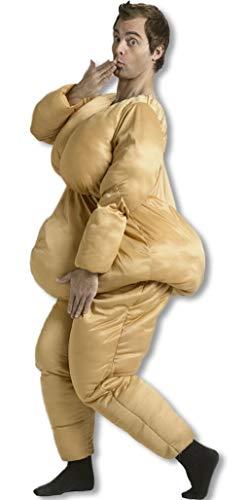 Kostüm Fat Suit Macht Einen - Mega Fatsuit Männerkostüm, 119204