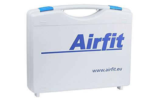 """Airfit Sanitär-Endmontagekoffer""""Profi"""" 10-teilig"""