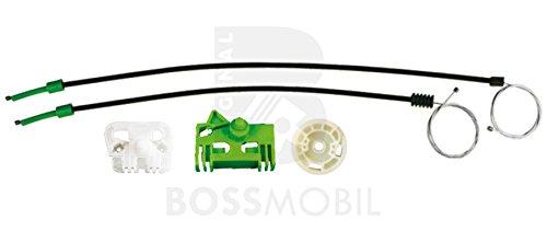2//3 ou 4//5 portes Original Bossmobil 306 devant droite ou gauche kit de r/éparation du l/ève vitre