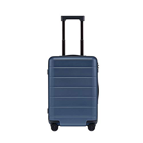 CHUN LING Set di valigie rotanti 4 Ruote rigide, Leggere e Fuori Limite, 1 Pezzo: Bagaglio a Mano da 20 Pollici, Bagaglio, Valigia, Scatola da Viaggio d'Affari, Scatola Password Studente