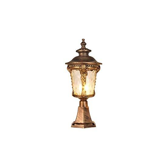 Lampe Wand Villa Gartenpfosten Tür Gemeinschaft Hof Dekor Wand Scheinwerfer