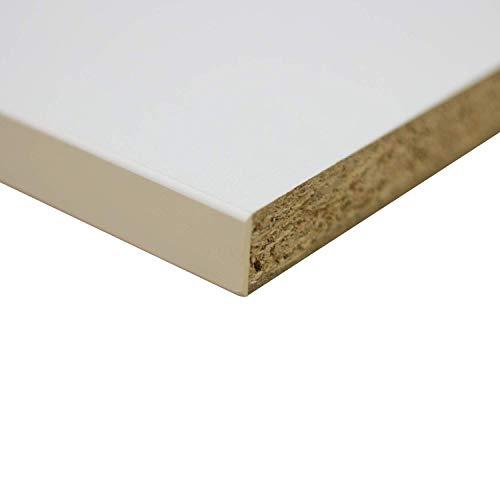generisch Einlegeboden Regalboden Holzboden 19mm nach Wunschmaß Zuschnitt Anfertigung 2mm Umleimer ABS Kante (3)
