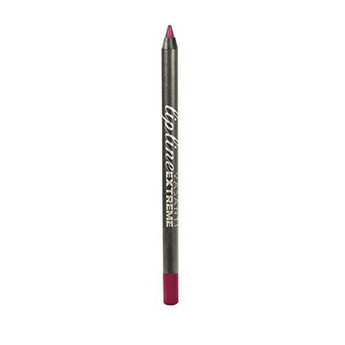 Anti Feathering Lip Pencil (Vasanti Lipline Extreme Lip Pencil Enriched with Marula Oil (Sweet Plum) - Lip Shaping, Anti-feathering, Long Lasting, Intense Color - Paraben Free by Vasanti Cosmetics)