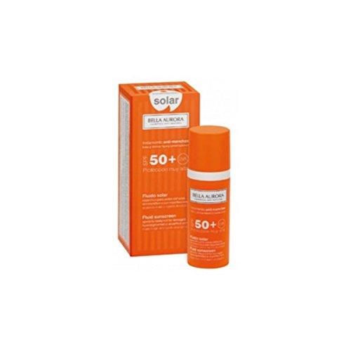 Bella Aurora Solar Anti-Manchas Para Piel Sensible SPF 50, 50 ml