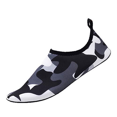 Dorical Sommer Strandschuhe Badeschuhe Wasserschuhe Surfschuhe Schwimmschuhe Sport Fitness Schuhe...