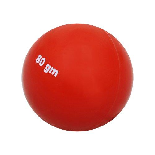 Schlagball für Wettkampf und Training, Kunststoff 80 Gramm