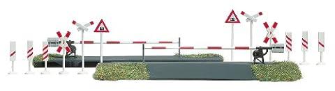 Rail Level Crossing Set