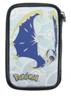 Pochette Pokemon Lune pour Nintendo New 3DSXL / 3DSXL