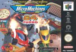 Micro Machines Turbo 64 -