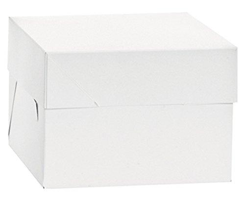 0339477 DECORA BOX PER DOLCI 305 X 305 X H 30 CM