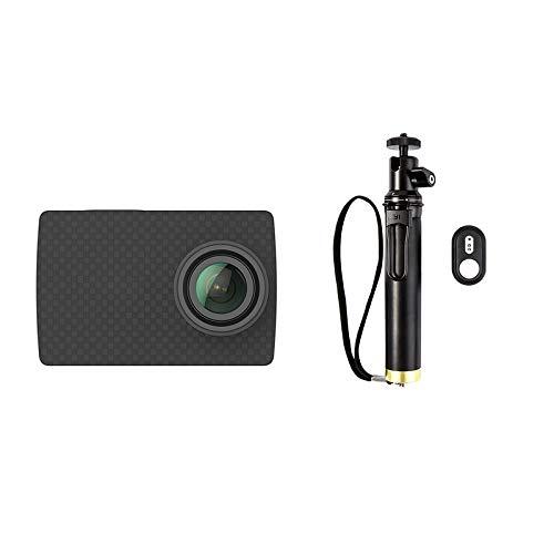 ZYJANO Action Kamera Action Camera Internationale Ausgabe ERSTE 4K / 60fps Amba H2-SOC-Cortex-A53-IMX377-12MP-CMOS-2.2