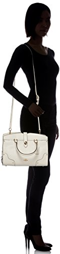 Coach , Damen Henkeltasche Light Gold/Chalk