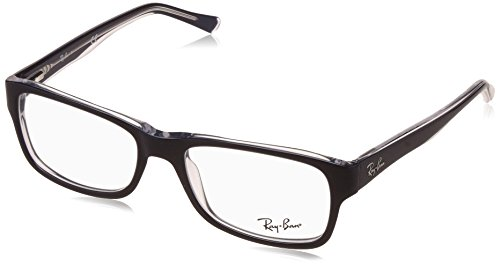Ray-Ban Unisex-Erwachsene Brillengestell 0rx 5268 5739 52 Blau (Top Blue On c23da54aad