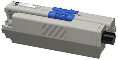 Preisvergleich Produktbild OKI 44469803 C310, C330, C510, C530, MC351, MC361, MC561 Tonerkartusche Standardkapazität 3.500 Seiten 1er-Pack, schwarz