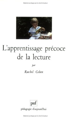 L'apprentissage précoce de la lecture, 5e édition