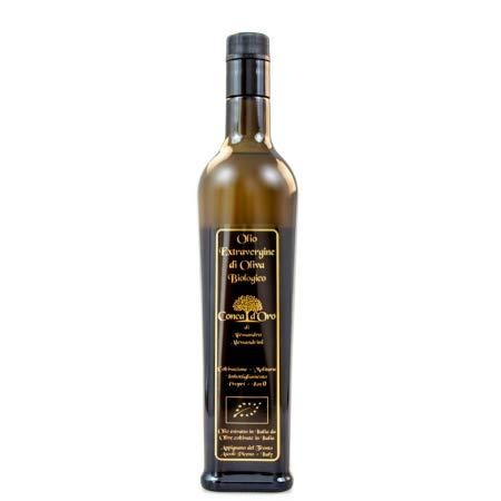 Olio extra vergine Biologico 25cl – Conca d'Oro