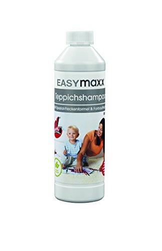 Easymaxx Shampooing pour Tapis 500 ml