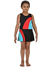 Attiva Girls Frock Swimwear