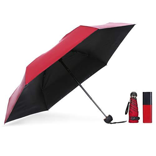 NASUM Mini Paraguas, Paraguas Bolsillo Plegable