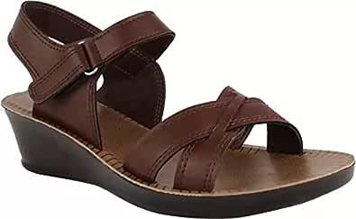 BATA Women's Sitara-Comfort-m1 Flat Sandal