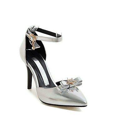 Zormey Damen Sandalen Sommer Herbst Club Schuhe Comfort Ankle Strap Kundenspezifischen Materialien Hochzeit Party & Amp; Abendkleid Stiletto Heelrhinestone US10.5 / EU42 / UK8.5 / CN43