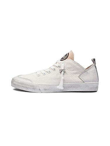 COLMAR Nilsson Colors 080 sneakers donna TESSUTO WHITE NUDE BIANCO estate 2017 Bianco