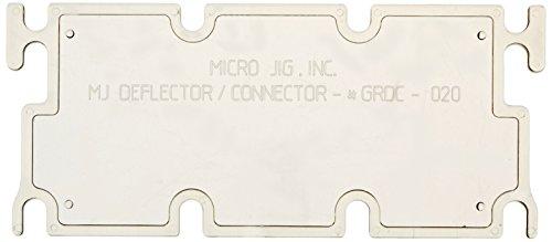 MicroJig Abweiser/Connector für grr-ripper und grr-rip Block pushblocks