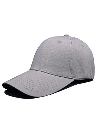 Chapeau de soleil d'été Mâle Printemps Casquette De Baseball Mode Chapeau De Soleil Sunscreen Chapeau Pour les voyages de plage sortants ( Couleur : 1 ) 8