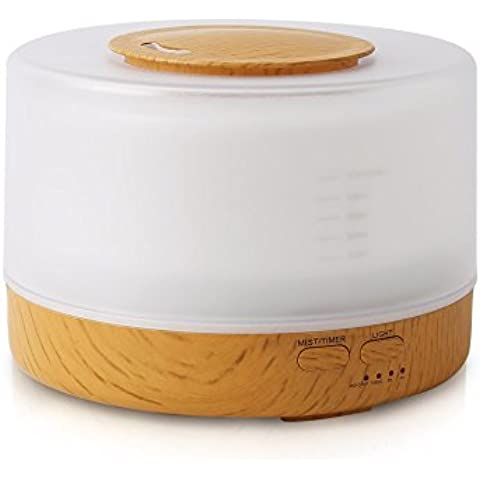 FEI&S Home Air humidifier fog aromatherapy A780, light wood-grain ,160*160*120 mm