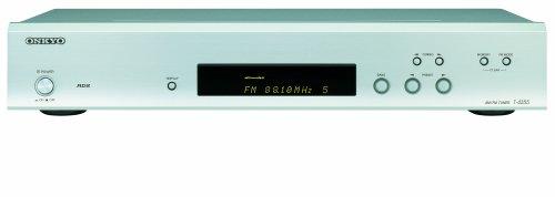Onkyo T 4355 Stereo-Tuner Silber (Onkyo Nur)