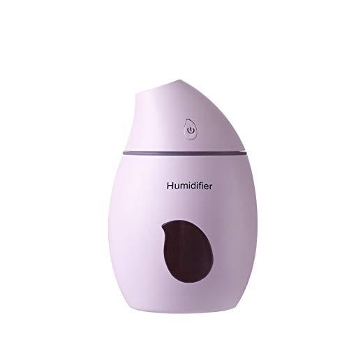 Humidificador Ultrasónico SUNNSEAN Hogar LED No Ruido