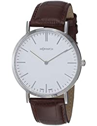 M-WATCH Smart Casual 40 Analog White Dial Men's Watch-WRG.34110.LT