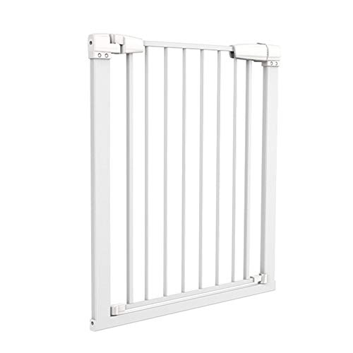 Barriera letto lha baby safety door baby stair ringhiera ringhiera pet fence bar isolation door fence 76-83cm