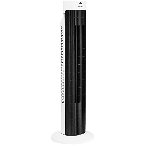 Ventilateur colonne Tristar VE-5999 - 76 cm - Réglage chambre à coucher - Minuterie et télécommande
