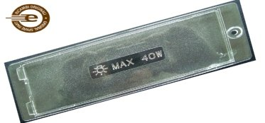 FAGOR / EDESA/ ASPES / BRANDT / THOMSON / WHITE WESTINHOUSE DEFLECTOR CAMPANA FAGOR 17,2X6,7mm...