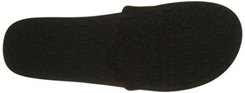 O'Neill Fw Pool Slide Sandal, Chaussures de Plage et Piscine Femme Noir (Black Out)