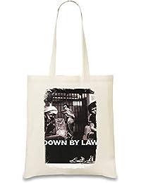 7eb4af3db8385 Unten durch Gesetz-Plakat - Down By Law Poster Custom Printed Tote Bag