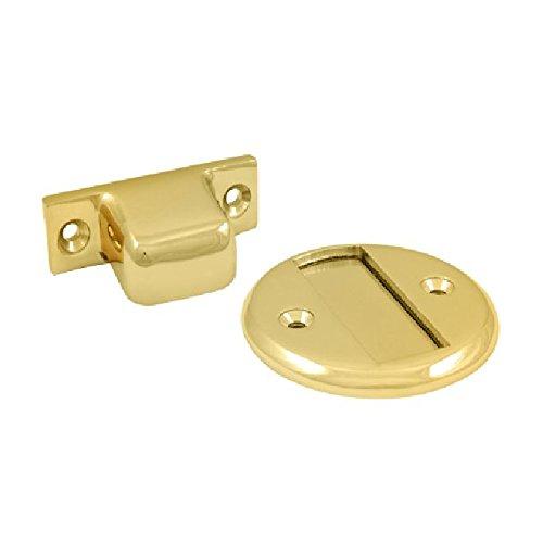 Deltana-halter (Deltana mdhf25cr0032,5Durchmesser Magnetischer Tür Halter Flush)