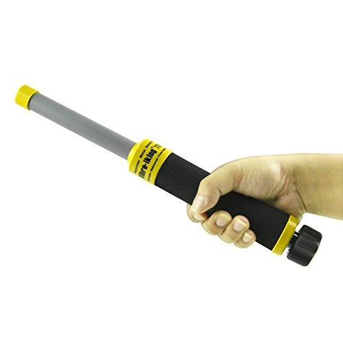 Express Panda Vibra-King 730 Unterwasser-Metall-Detektor mit Vibration und LED-Erkennung Indicator - Handheld Wasserdichte Schatzsuche Pulse - Ace Detector Metal Garrett