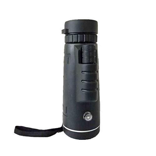 Handy-Teleskop, TEEKOO Objektiv 40X60 monokulares BAK4 HD-Vision-Prisma-Objektiv im Freien
