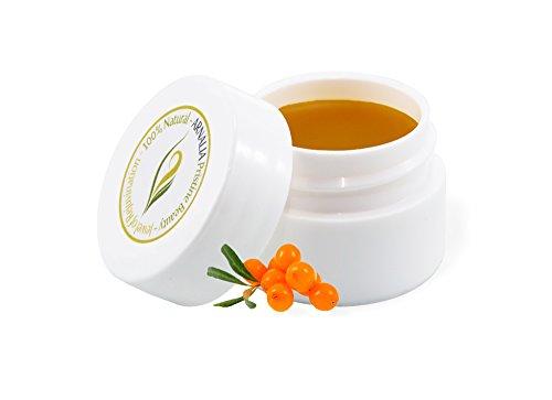 Arnalia 100{6d66603f891518819183348cf479a311508560f56a8dd47d299da678bc0ce0fd} natural y orgánico, hierbas silvestres, ojos y rostro, emoliente antiarrugas, antienvejecimiento, crema hidratante de punto de edad, firme, hidratante, bajo el ojo, aumenta el colágeno, vitaminas A, C, E y F, SPF30