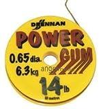 Angelschnur Drennan Power Gum braun