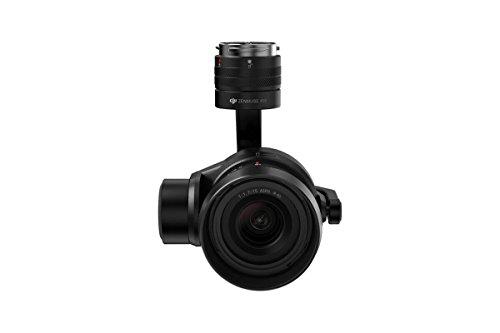 DJI Zenmuse X5S - Cámara para dron Inspire 2 de 20.8 MP (5.2 K, sensor Micro 4/3, rango dinámico de 12.8 pasos, CineCore2.0) color negro