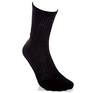 Globe schwarz Minibar Crew 5er-Pack Socken